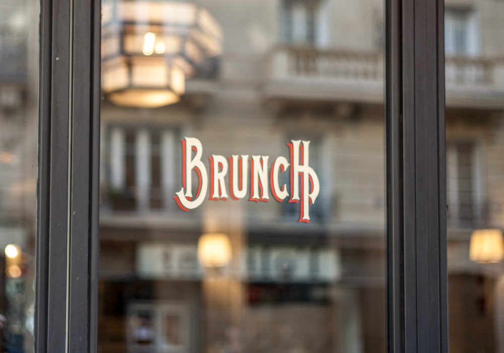 bruncher à paris